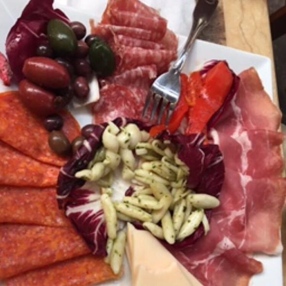 Antipasto Platter @ Mike's Deli