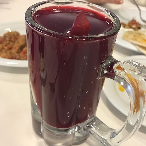 Şalgam (Pickled Juice)