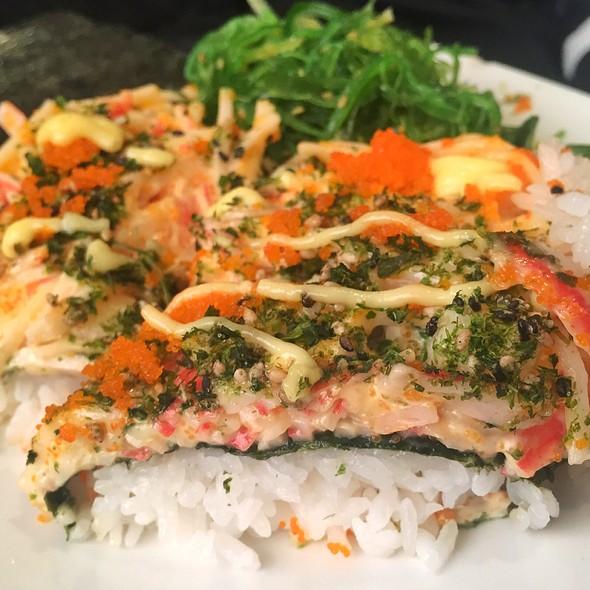 Sushi Casserole @ Hunger Houston
