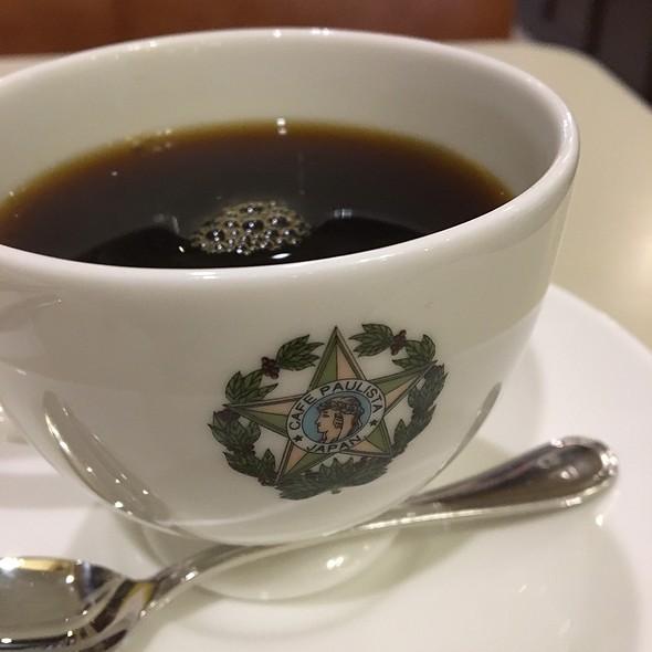 コーヒー @ Café Paulista Ginza