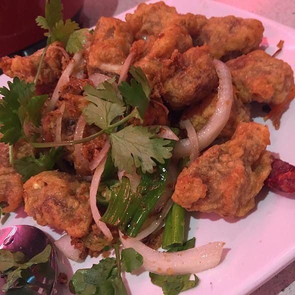 Salt Toasted Spare Ribs @ Tan Tan Restaurant