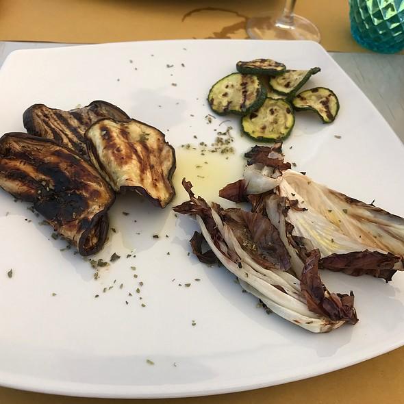Grilled Veggies @ Hang Loose Beach