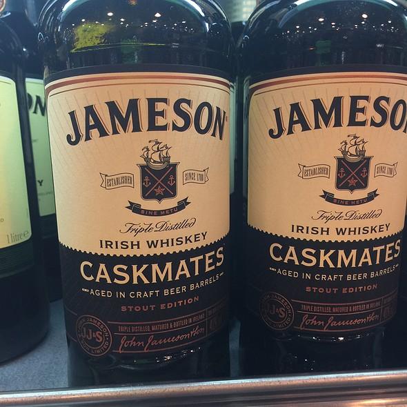 Irish Whiskey @ Belgrade Airport