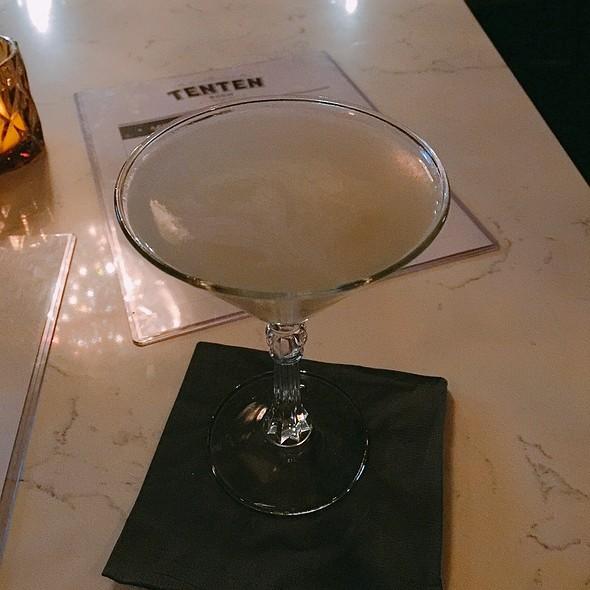 Corpse Reviver Cocktail @ Ten Ten Room