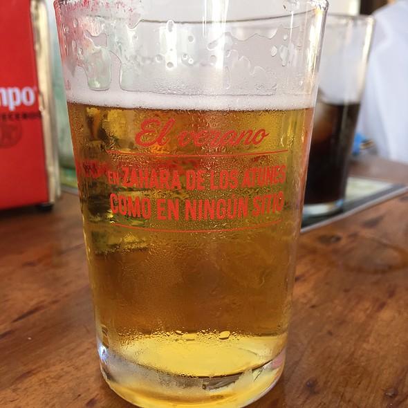 Beer @ Chiringuito La Plazoleta