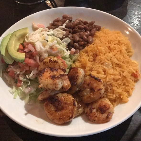 Shrimp Burrito Bowl