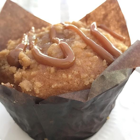 Apple Caramel Muffin