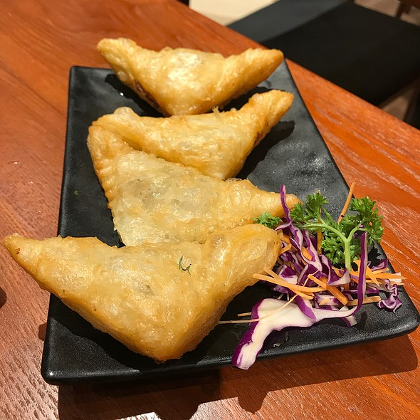 Curry Puffs @ Landmark