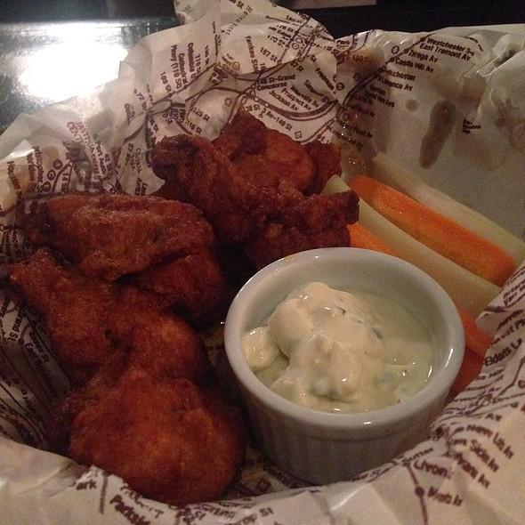 Buffalo Wings @ Borough NY Comfort Food