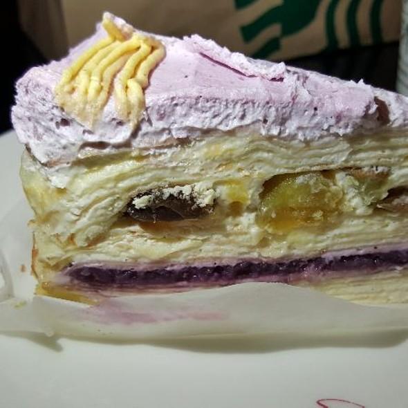 Taro Yam Cake