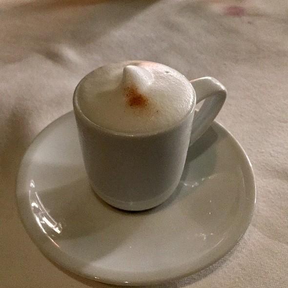 Cappuccino Semifreddo @ The French Laundry