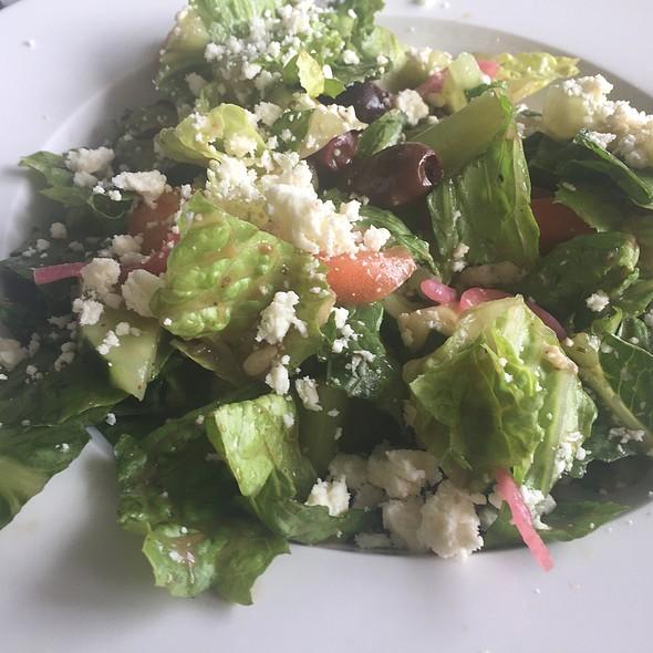 Greek Salad @ Canal Bistro