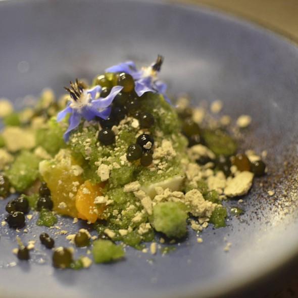 Humid Green @ Central Restaurante