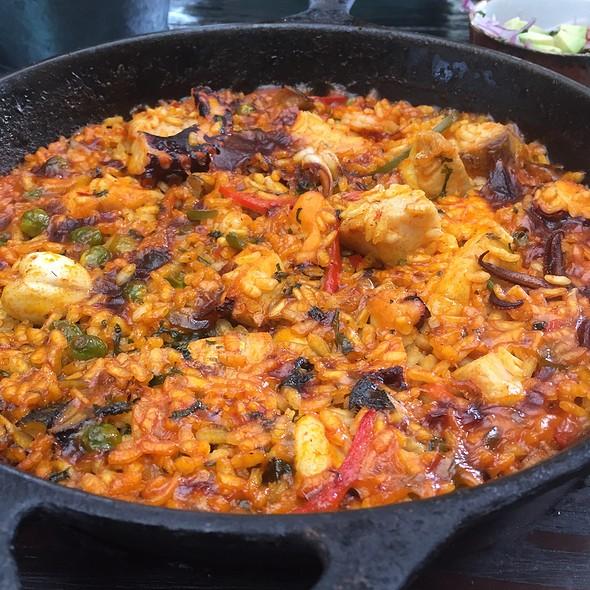 Wood Fired Rice @ La Mar Cebicheria