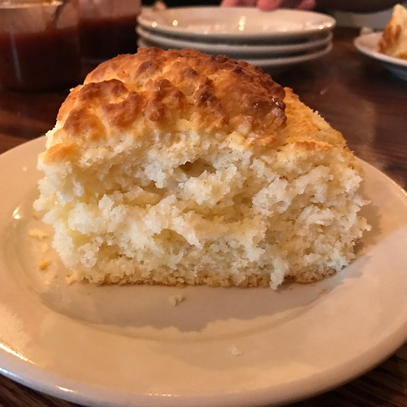buttermilk biscuit @ Lucile's Creole Cafe