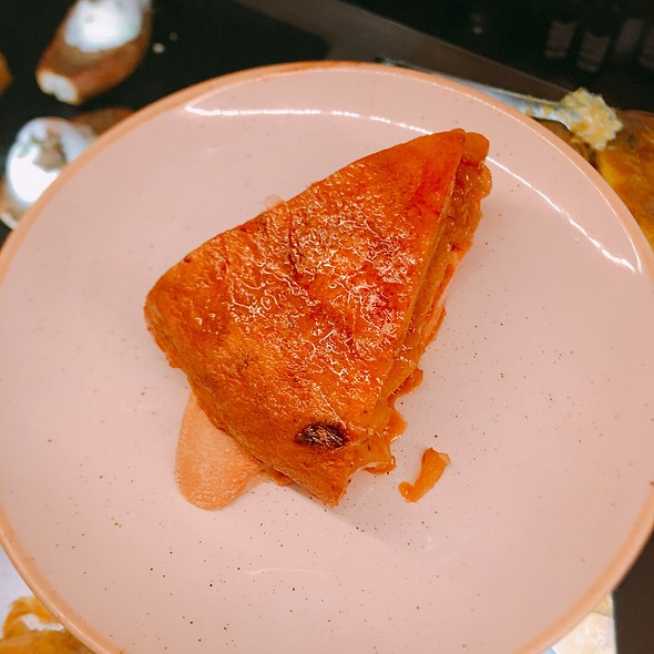 Pincho de Tortilla de Patata @ Juana La Loca
