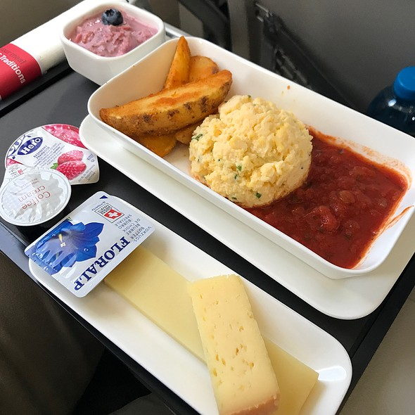 Breakfast @ Swissair