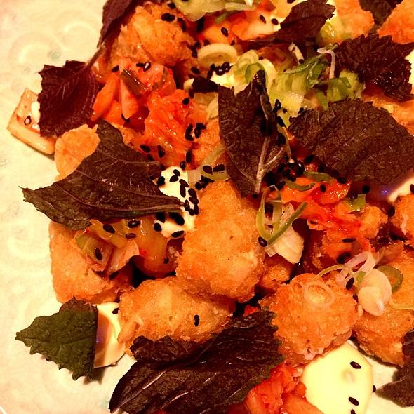 Kimchi Tater Tots @ Rush Lane