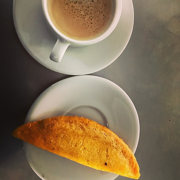 Coffee And Turnover