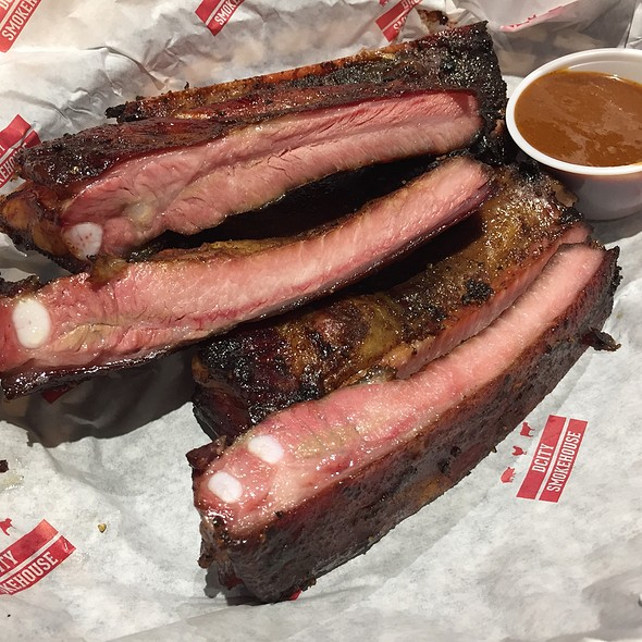 Ribs @ Dcity Smokehouse