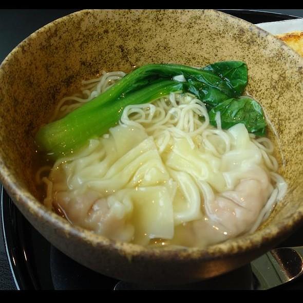 Signature Wonton Noodle @ Cathay Pacific Lounge@Haneda