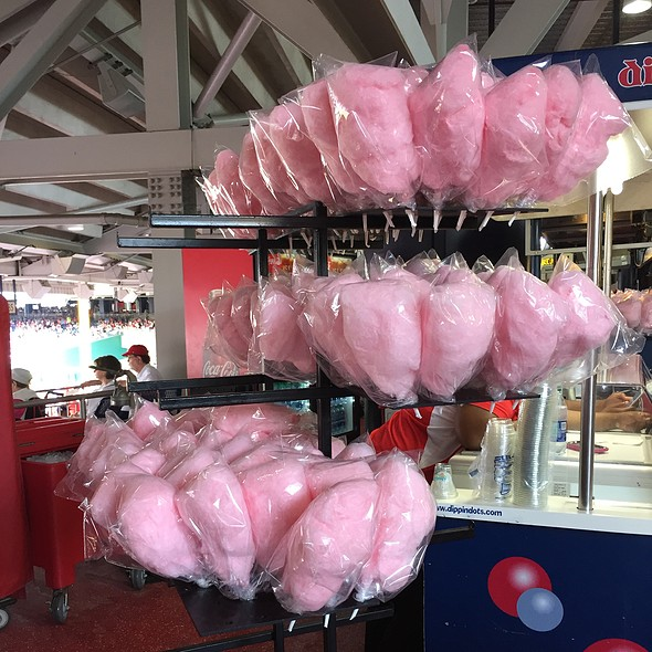 Cotton candy @ Washington Nationals Park