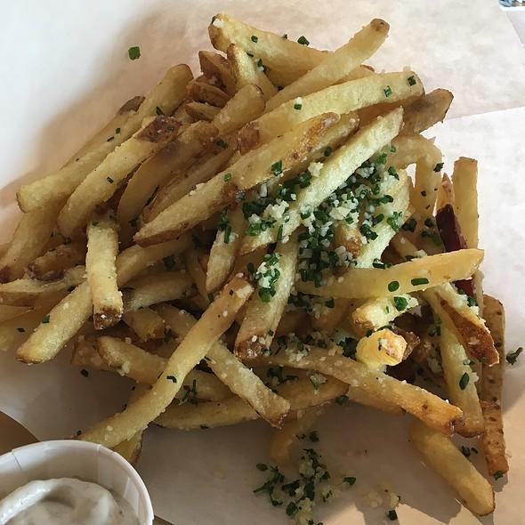 Truffle Fries @ Hopdoddy Burger Bar