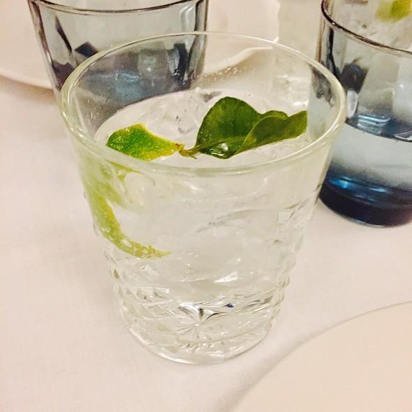 Gin Tonic De Bliss Y Kefir