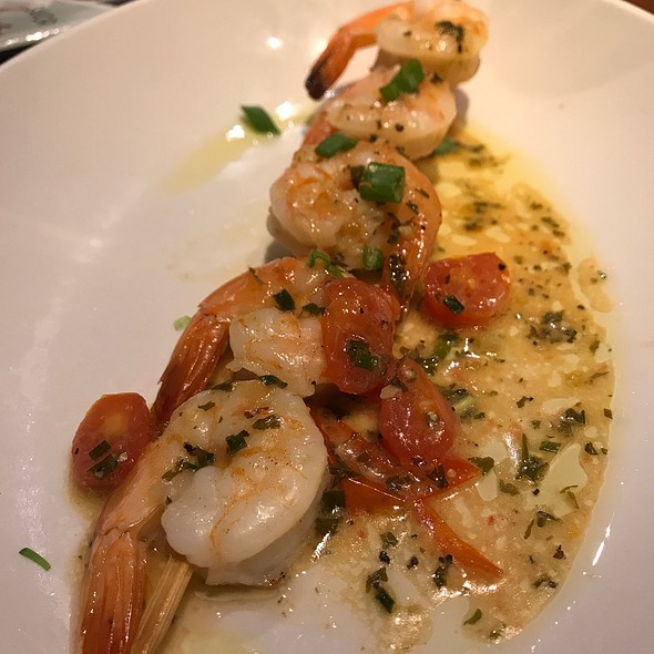 Mediterranean Shrimp @ Red Lobster