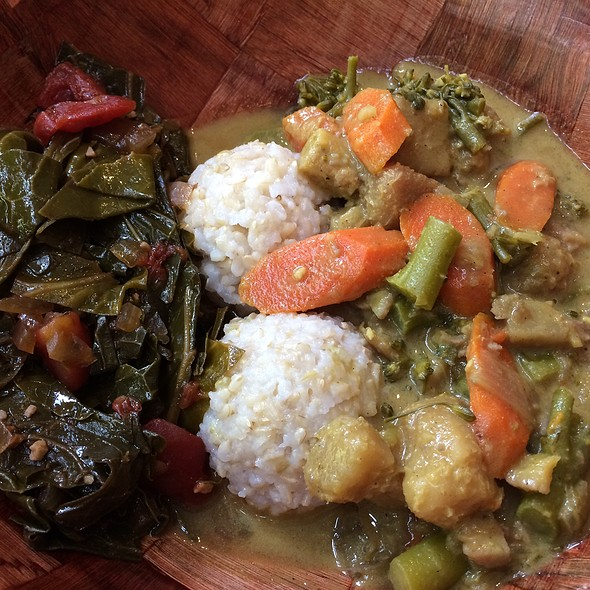 Plate Lunch @ UMEKE Market Natural Foods & Deli
