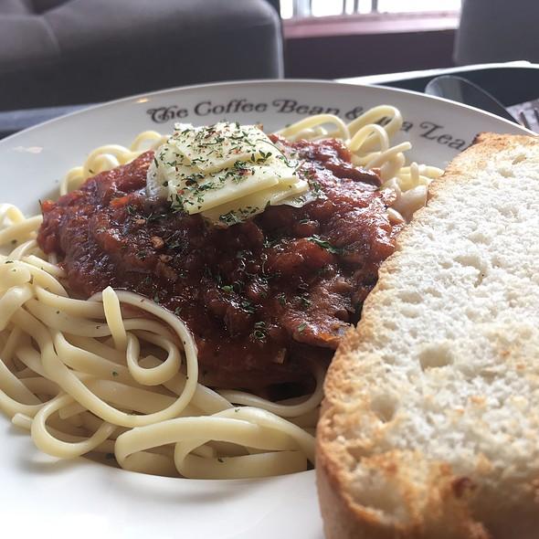 Spicy Tuna Linguine Pasta
