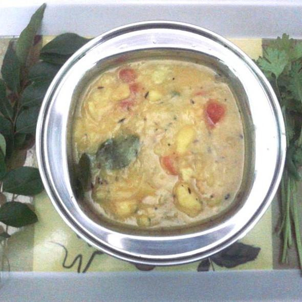 potato kuruma recipe @ Famous Indian Recipes