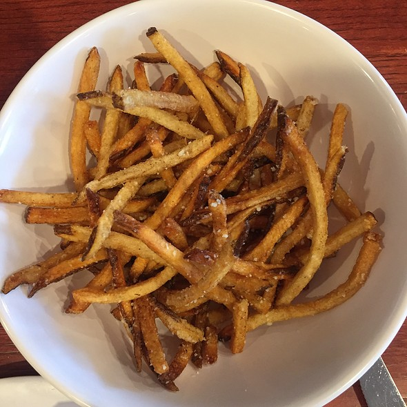 Parmesan Fries @ Bones' Burgers