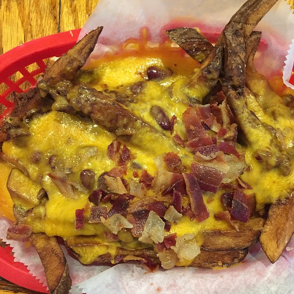 Loaded Fries @ Kitty's Sports Grill