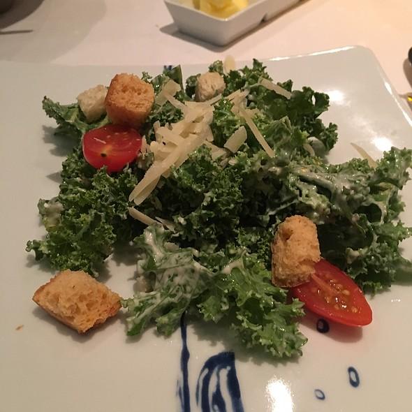 Kale Salad @ Celebrity Solstice