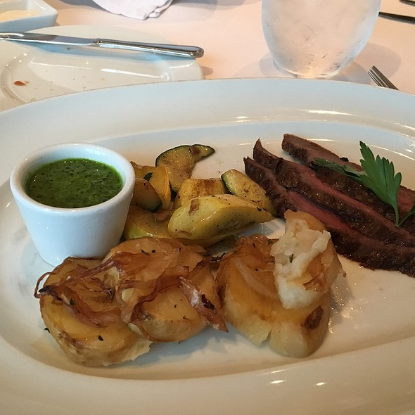 Flank Steak @ Celebrity Solstice