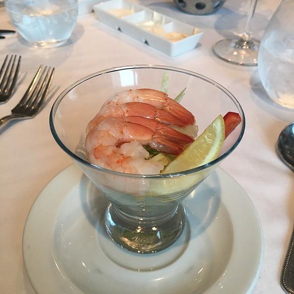 Shrimp Cocktail @ Celebrity Solstice