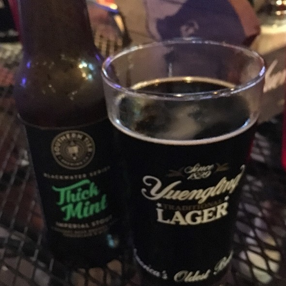Southern Tier Blackwater Thick Mint @ Charlie's Neighborhood Pub & Grub