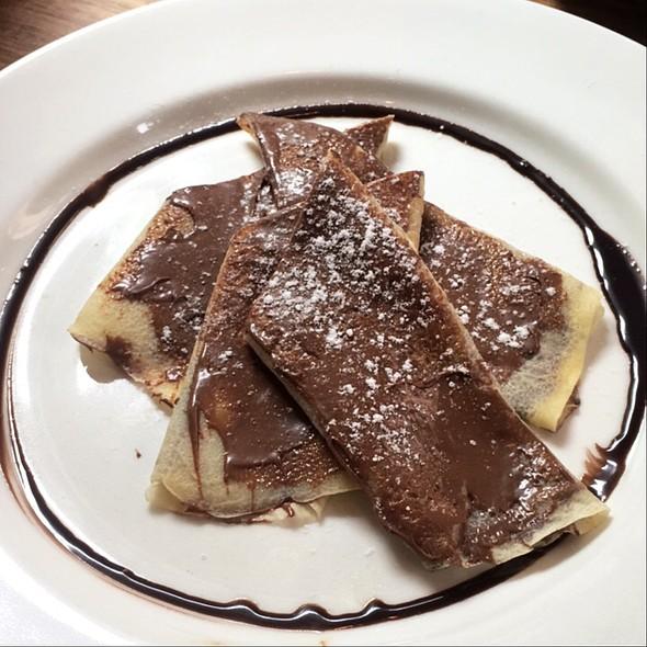 Chocolate Crepes