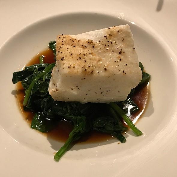 Hong Kong Style Sea Bass
