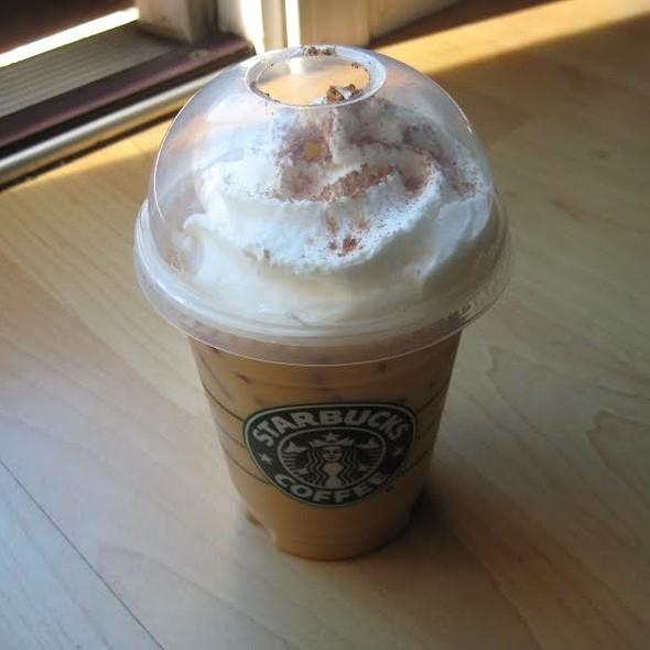 Iced Pumpkin (Soy) Spice Latte