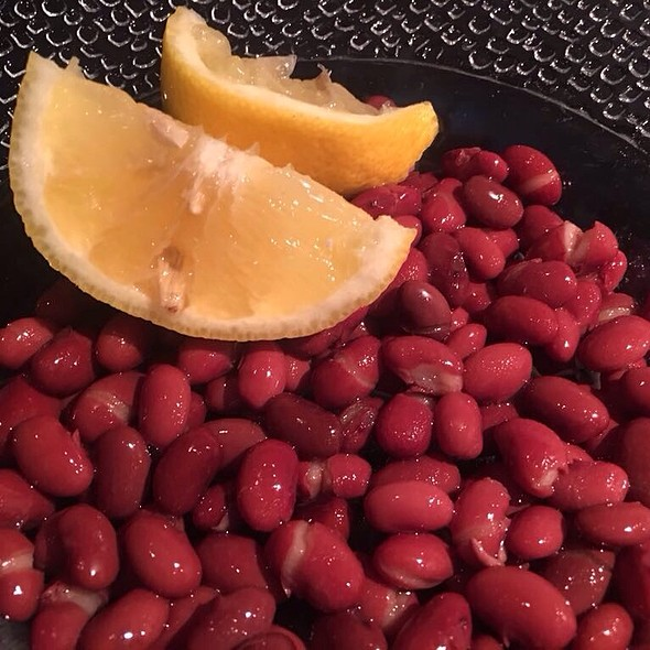 Red Beans and Lemon