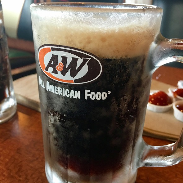 Rootbeer @ A&W All-American Food