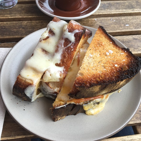 Grilled Cheese @ Outerlands
