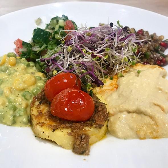 Vegetarian Lunch Buffet @ Be Positive