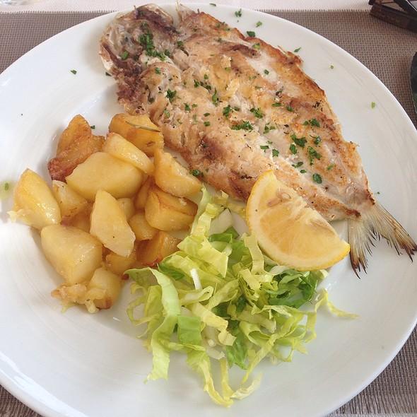 Fish of the day @ Trattoria delle Zucche