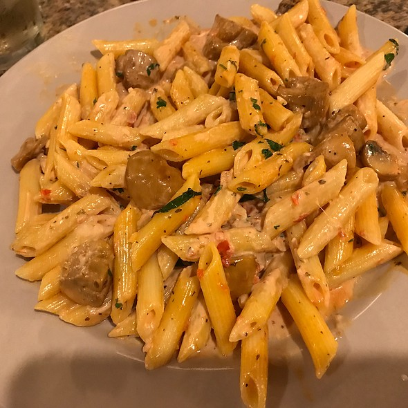 Ziti With Palomino Sauce
