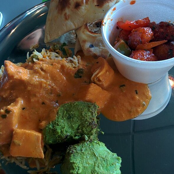 Lunchtime Buffet @ Bombay Chaat