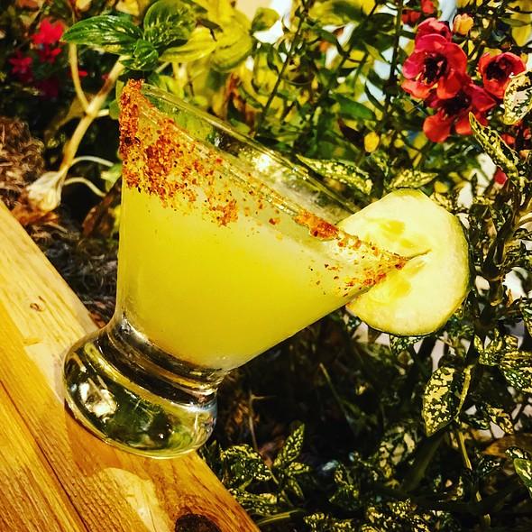 Pepino Cocktail