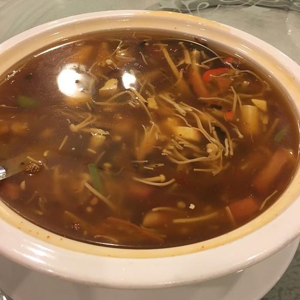 Hot & Sour Thick Soup 酸辣湯